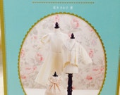 Doll Sewing Book - Japanese Craft Book