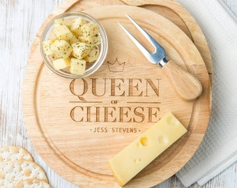 Queen Of Cheese Personalized gifts for women Personalize gift for mom mum mothers Gift for her Gift for women NOW 50% OFF!