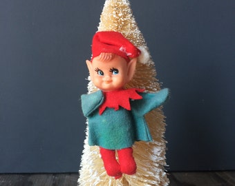 1950s Elf Decoration - Made in Japan