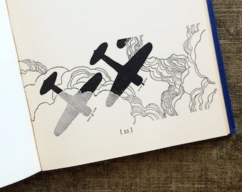 1943 Pilots Bail Out by Don Blanding