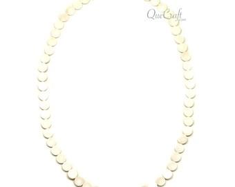 Bone Chain Necklace - Q12218