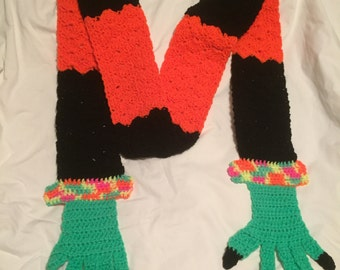Witches Hug Scarf - Ready to Ship