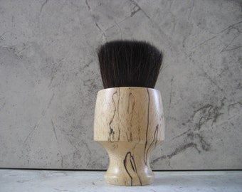 Kabuki Cosmetics Brush (Spalted Tamarind)