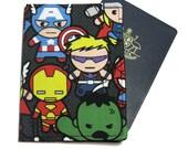 Boys/Kids/Childrens/Men's Marvel Avengers Passport Cover/Holder/Wallet