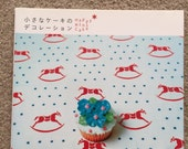 Japanese craft book Happy Mini Cake NEW PRICE