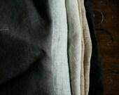 LINEN FABRIC remnants / runningthreads