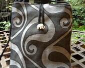 Silver Fox Small Shoulder Bag