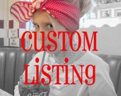 Custom Listing for Elizabeth