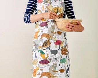 Crafty Cats Apron