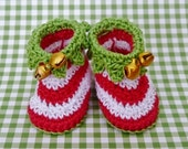 Littlefee, YOSD Elf Shoe Red and White
