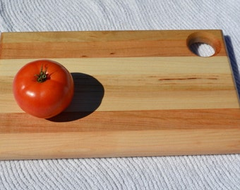 Maple and Birch cutting board