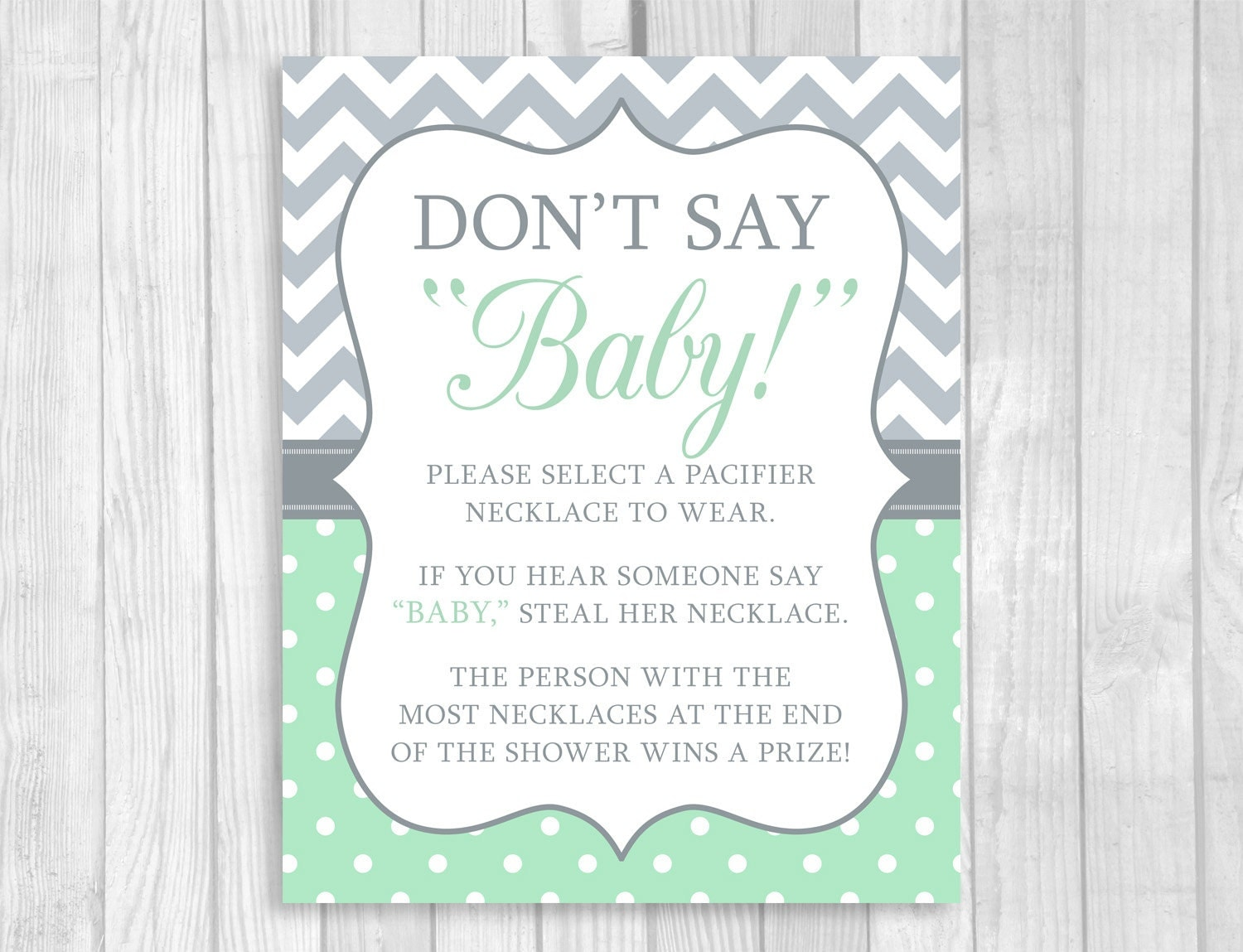 It's just a picture of Légend Don't Say Baby Printable
