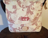 Scarlet and Ivory Mod-flap Mini