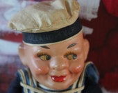 nora wellings souvenier sailor doll