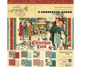 Graphic 45 A Christmas Carol