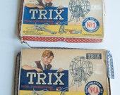 2 boxes of Trix