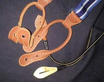 Vintage Boy's Suspenders