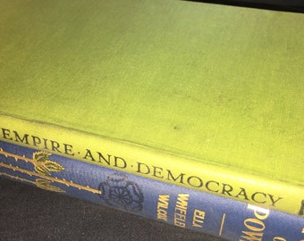 Empire and Democracy Book