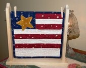 Unfinished Mini Quilt Hanger (Mini Quilt not included)