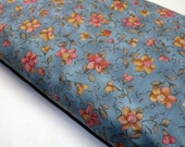 Nancy Halvorsen Country Cottage Quilting Sewing Fabrics Floral Flowers Blue Quilt Totebags Placemats
