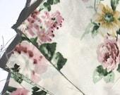 Rose Bouquet - IKEA Emmie Ros Cotton Fabric Charm Squares