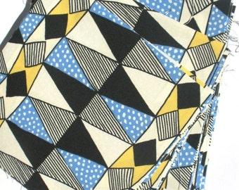 Bluebell - IKEA Sebragras Cotton Fabric Quilting Charm Squares