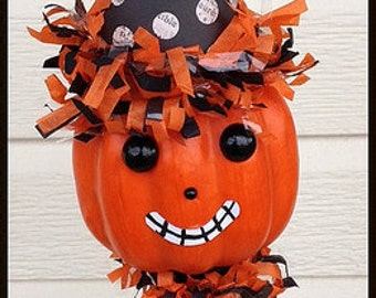 Jack o Lantern Halloween Decortion Halloween Ornament Halloween Decor