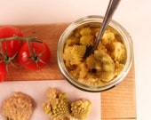 Romanesco Cauliflower with Cumin Seeds