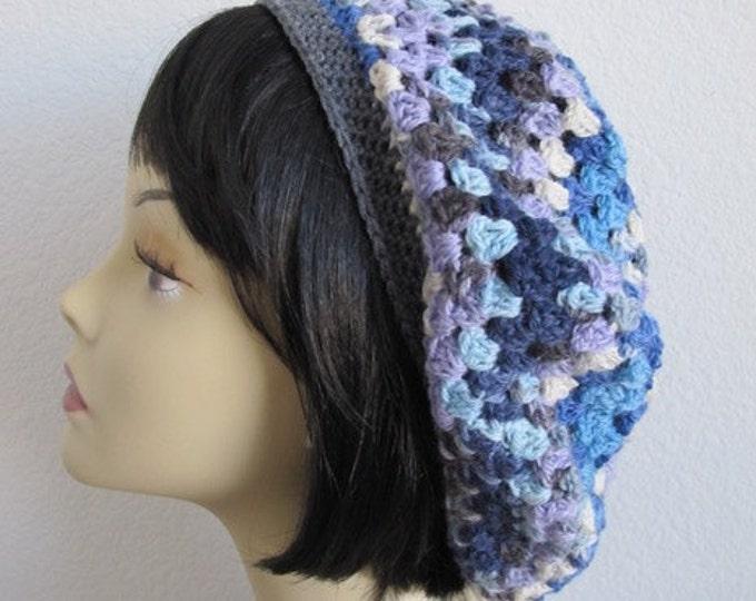 The Portland Beret - PDF Crochet Pattern