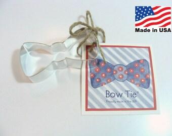 Bow Tie Cookie Cutter by Ann Clark