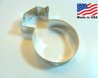 Diamond Ring 4 Cookie Cutter