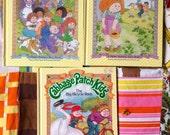 THREE Cabbage Patch Kids Books