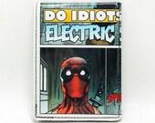 Sewn Comic Book Wallet - Deadpool Design 22