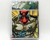 Sewn Comic Book Wallet - Deadpool Design 29