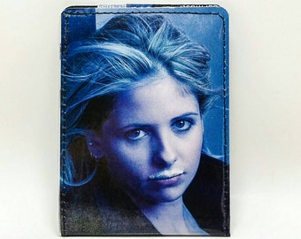 Sewn Comic Book Wallet - Buffy the Vampire Slayer