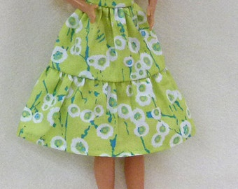 "11.5"" Fashion doll dress with shoes"
