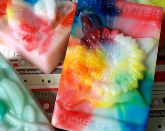 Seed Packet Soap