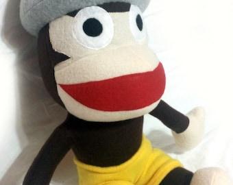 SALE - Ape Escape Monkey Plush