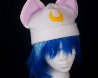 SALE - Sailor Moon - Artemis Hat