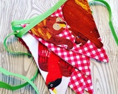 Picnic Bunting Brown Bear  Brown Bear