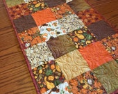 Fall Charm Square Table Runner