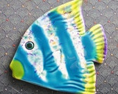 Ceramic Fish wall tile 2nd