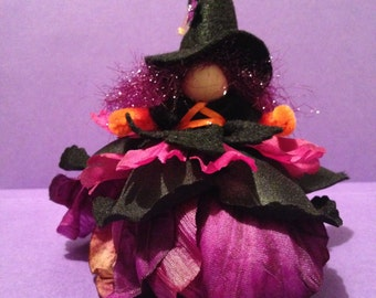 Halloween Ornament Fairy
