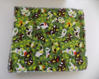Reusable unpaper towels Snaps OPTIONAL
