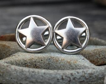 Cufflinks - Stars