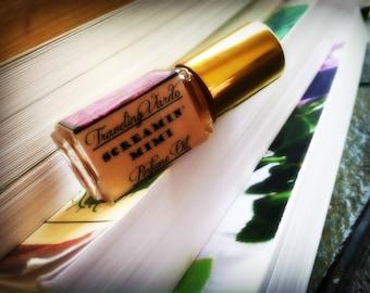Screamin' Mimi Perfume Oil - Cherry Perfume Chocolate Perfume Vanilla Musk Perfume Vanilla Musk Oil
