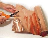 Copper Sheet 36 Gauge 12 in. x 30 in. roll