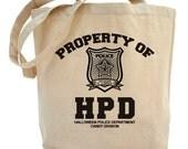 Halloween- Police officer - Tote Bag