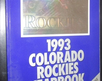 CO Rockies programs 1993