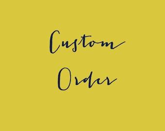 Calling Card Custom Design Fee